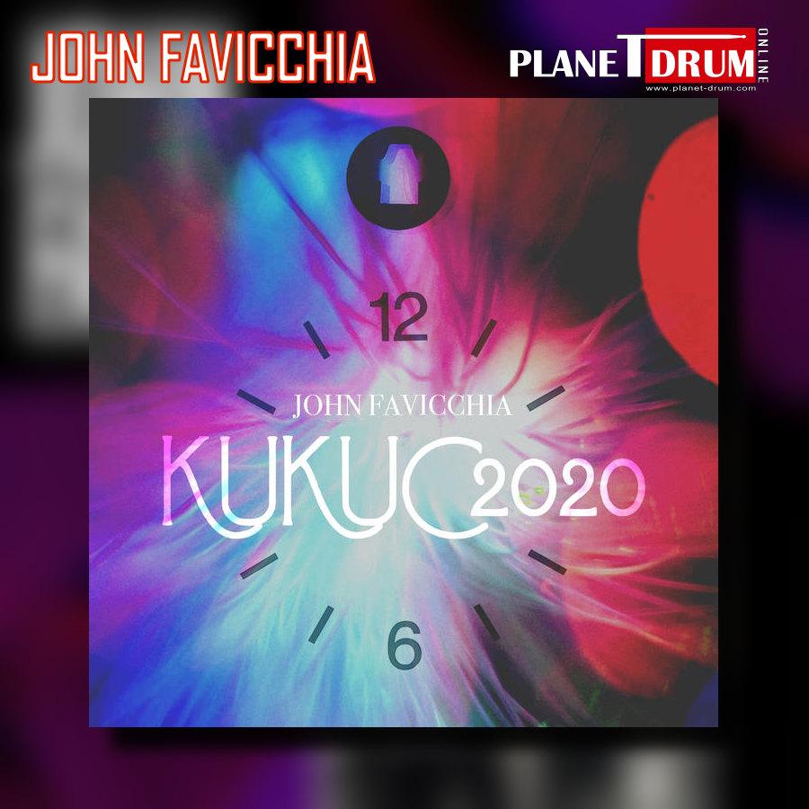 John Favicchia Releases KUKUC 2020
