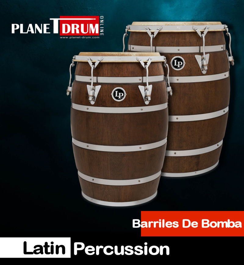 Latin Percussion Barriles De Bomba