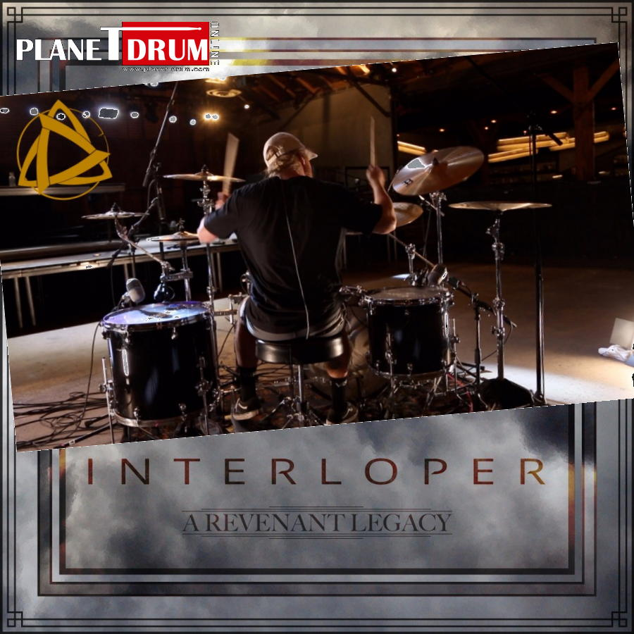 INTERLOPER Silence drum playthrough