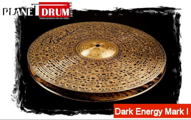Paiste Dark Energy Hi Hat