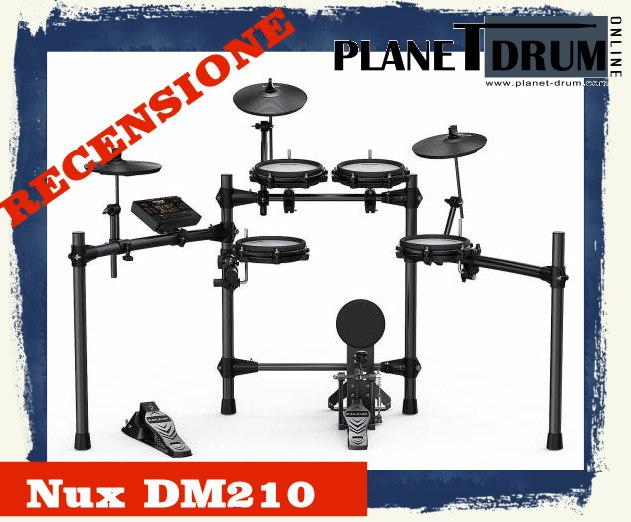 Nux DM210
