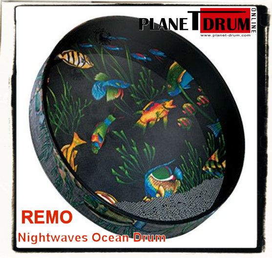 Remo Nightwaves Ocean Drum