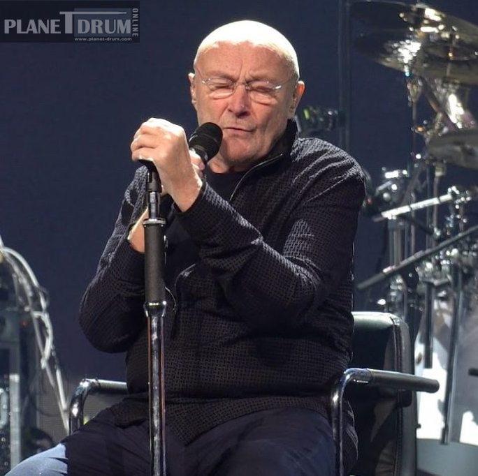 Peggiora lo stato di salute di Phil Collins