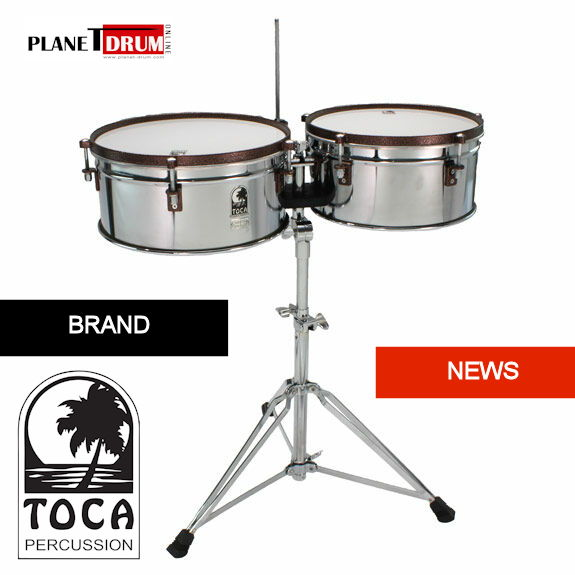 Toca Timbale Custom Deluxe Percussion