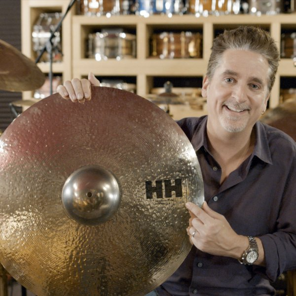 SABIAN HH-Todd-Sucherman-Limited