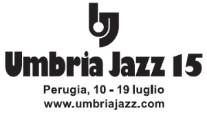 UmbriaJazz2015 logo