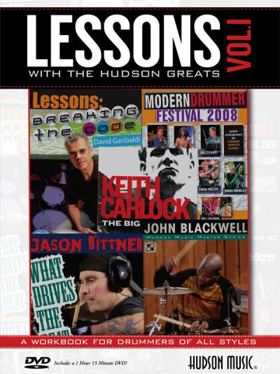 Lessons with the Hudson Greats Vol1