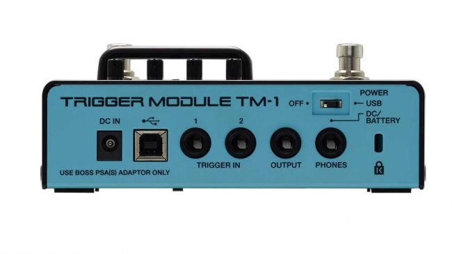 Roland TM-1 rear