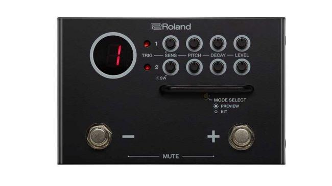 Roland TM-1 up