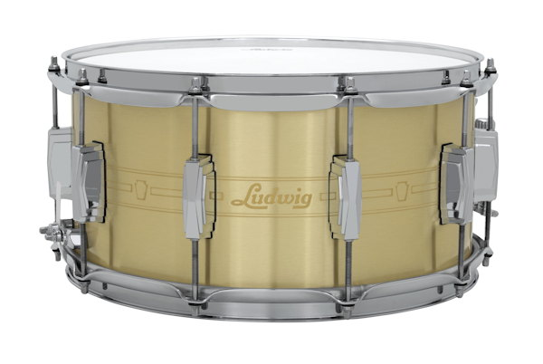 Ludwig HeirloomBrass snare